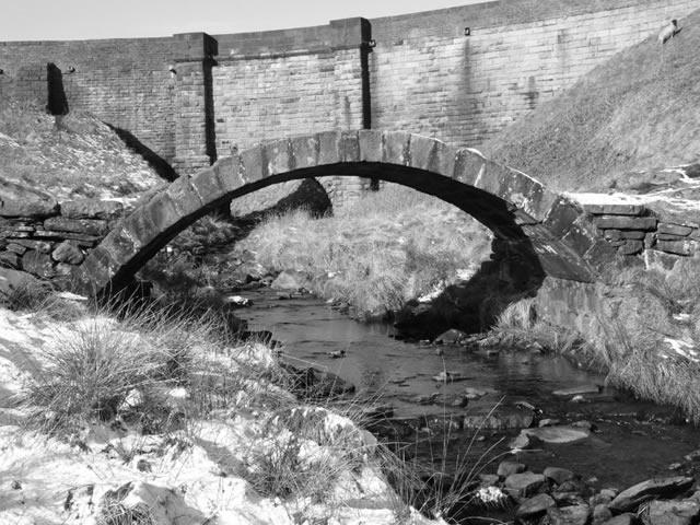 Oxygrains Old Bridge, Rishworth, Calderdale.