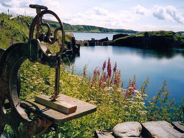 Roamin'in the Gloamin' for Scottish Industrial Treasures