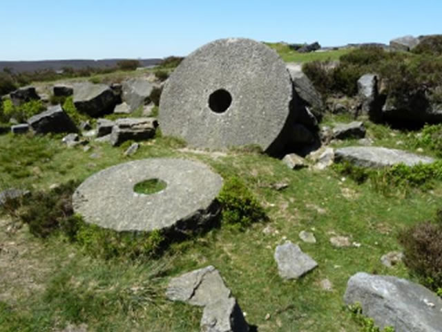 Seeking The Peak District's Millstone Curiosities