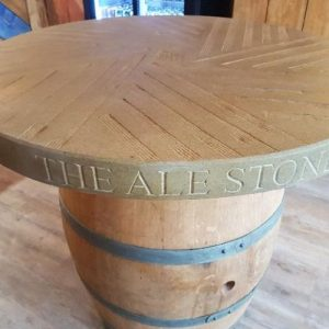 The Ale Stone Table