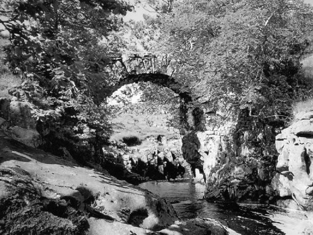 Thorns Gill Bridge Gearstones, Near Ribblehead, Ribblesdale